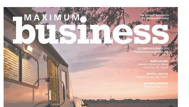 Pick up Thursday's P-I for Maximum Business magazine.
