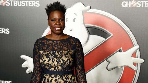 Leslie Jones isn't letting haters stop her from engaging