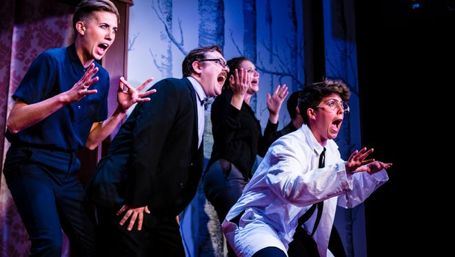 The Second City will perform on April 8, 2017 at the Sentry Theater.