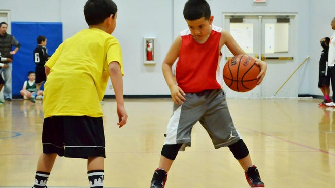 The children's version of the Oregon Latino Basketball Tournament at Willamette University is next weekend.