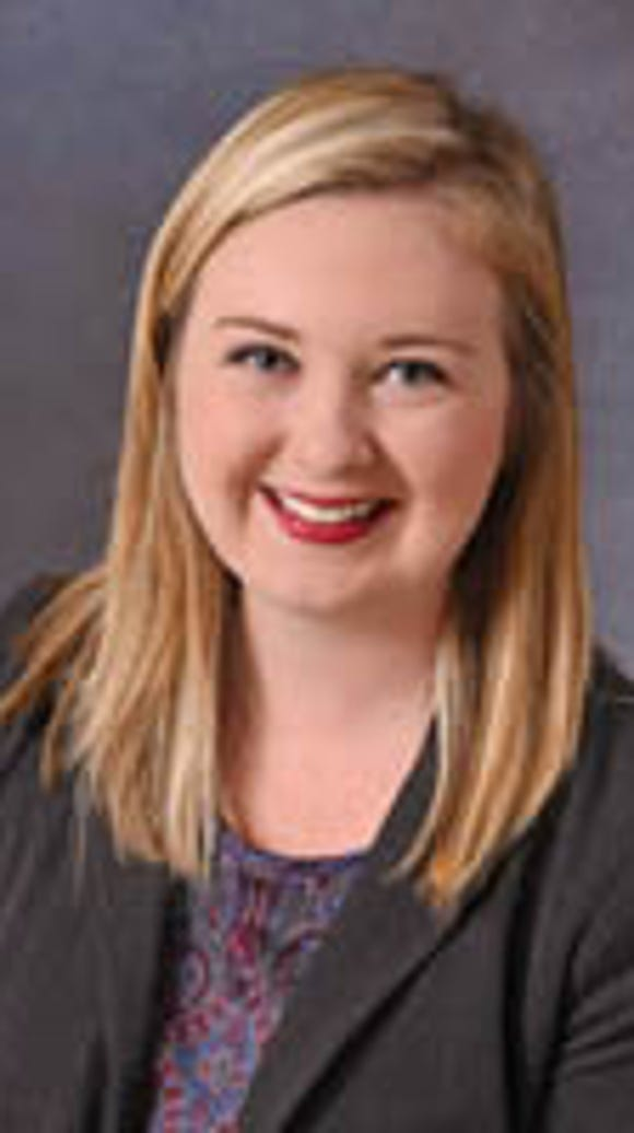 Representative-elect Amber Mariano, of the Florida House 36th district.