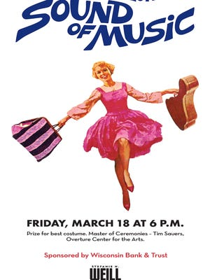 Sound of Music Sing-a-long to be held at the Weill Center on March 18.