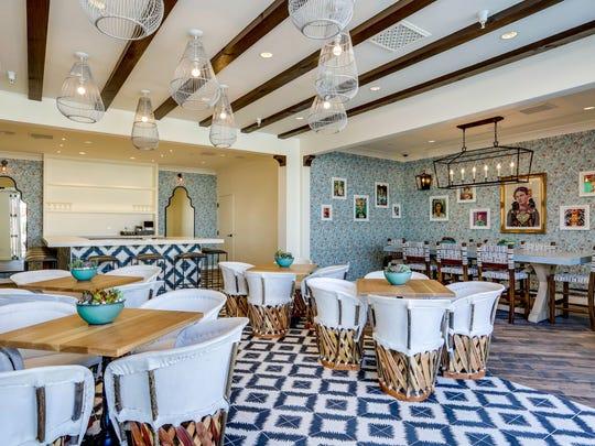 Azúcar Restaurant and Bar at La Serena Villas