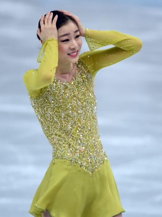 2014-02-19 Yuna Kim