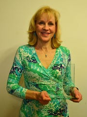 The recipient of the Bob Fay Award for Lifetime Achievement was Kathleen Pearce.