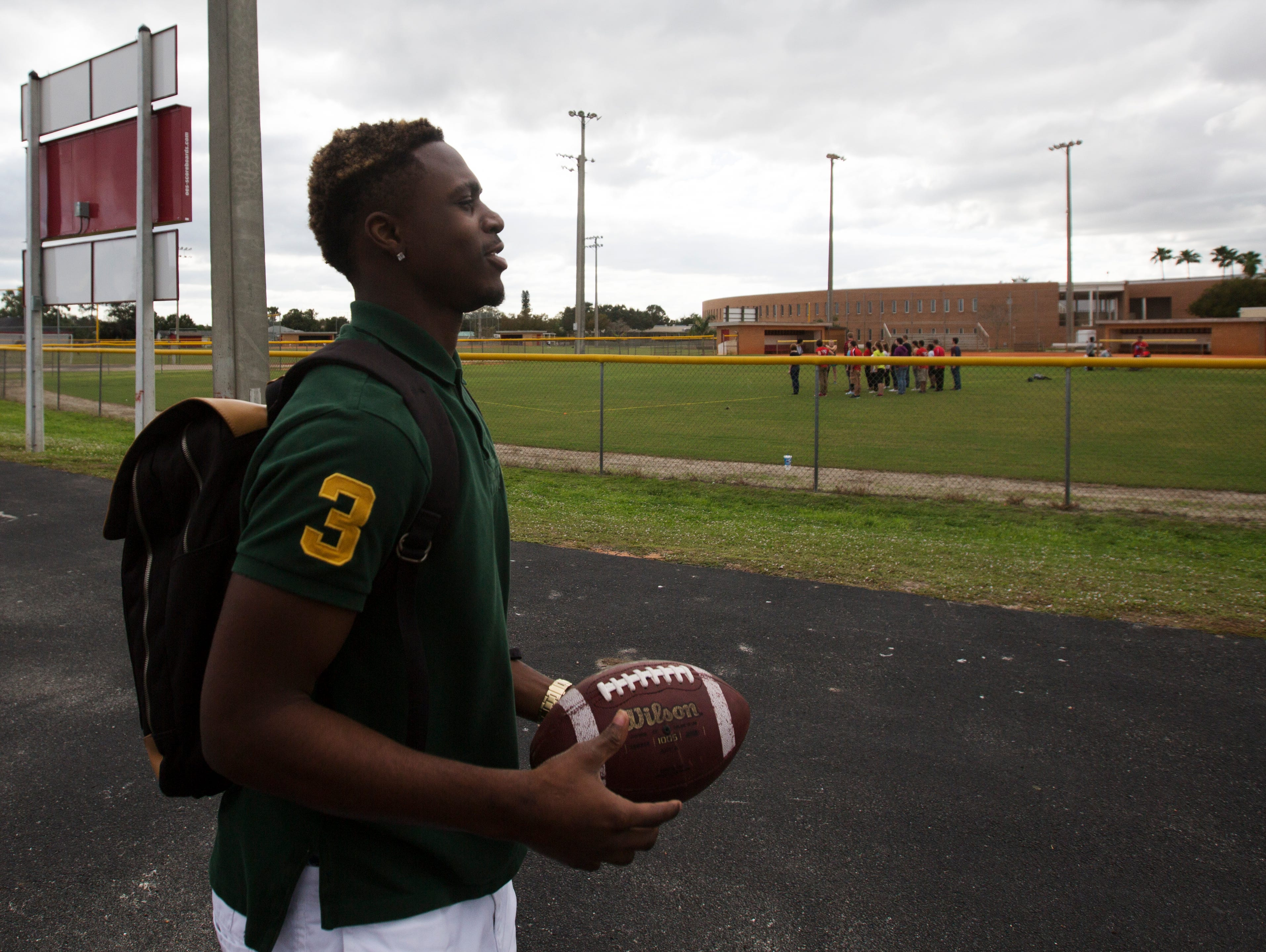 North Fort Myers high school running back sensation Zaquandre White is one of the six local sports personalities to watch in 2016