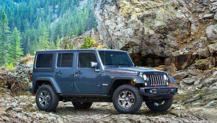 2018 Jeep Wrangler JK Rubicon Recon is one configuration