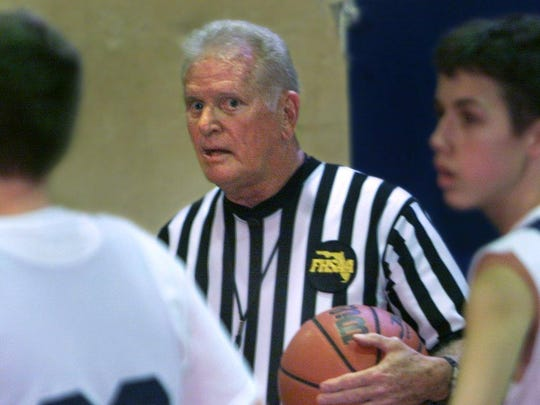 Former Florida High coach Bob Albertson spent 44 years with the Seminoles, coaching basketball, while also serving as a high school refereee and working for 44 years as FSU men's basketball's head scorekeeper.