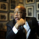 "John Lewis: Every ""bruise, scar"" was a 'badge of honor'"