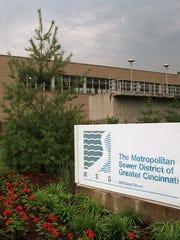 The Metropolitan Sewer District of Greater Cincinnati