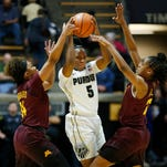 Purdue women's basketball | Non-conference schedule released; Gray to transfer