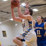 Forbes Road falls short in District 5 1A boys game
