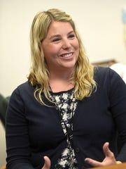 Kindergarten Cornwall Elementary school teacher Kristen