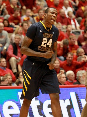 Former West Virginia and La Salle big man Aaric Murray will play for Texas Southern next season.