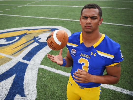 Former SDSU quarterback Taryn Christion has high hopes heading into next week's NFL Draft.