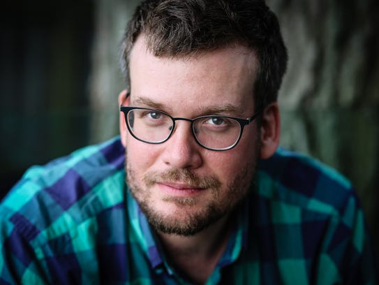 'Turtles All the Way Down' is author John Green's first
