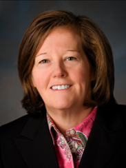 Megan J. Brennan, the current chief operating officer