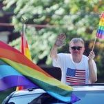 Mansfield Gay Rights Parade