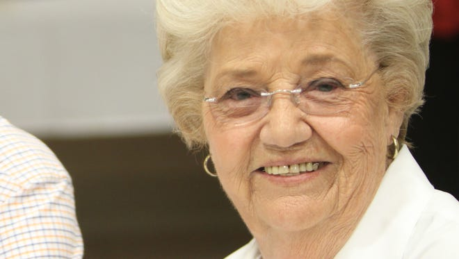 Shirley Cagle worked with the Ouachita Council on Aging for more than 30 years.