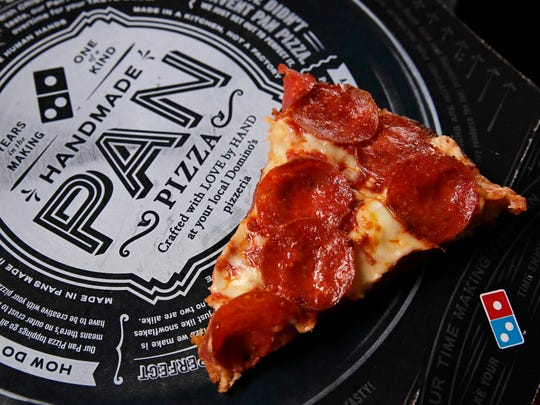 Domino's Pizza reported another quarter of strong U.S.