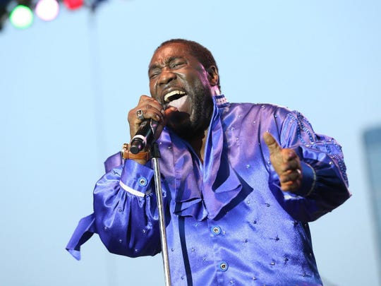 Eddie Levert will perform with the O'Jays on Sept. 25 at the Indiana Convention Center.