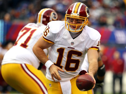 Washington Redskins v New York Giants