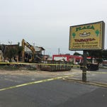 Plaza Tapatia torn down on South Salisbury Blvd., making way for Royal Farms