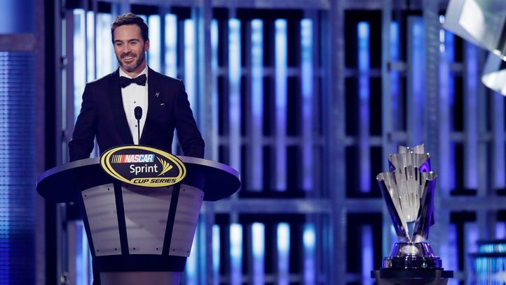 Jimmie Johnson: 'I'll never be the King or the Intimidator'