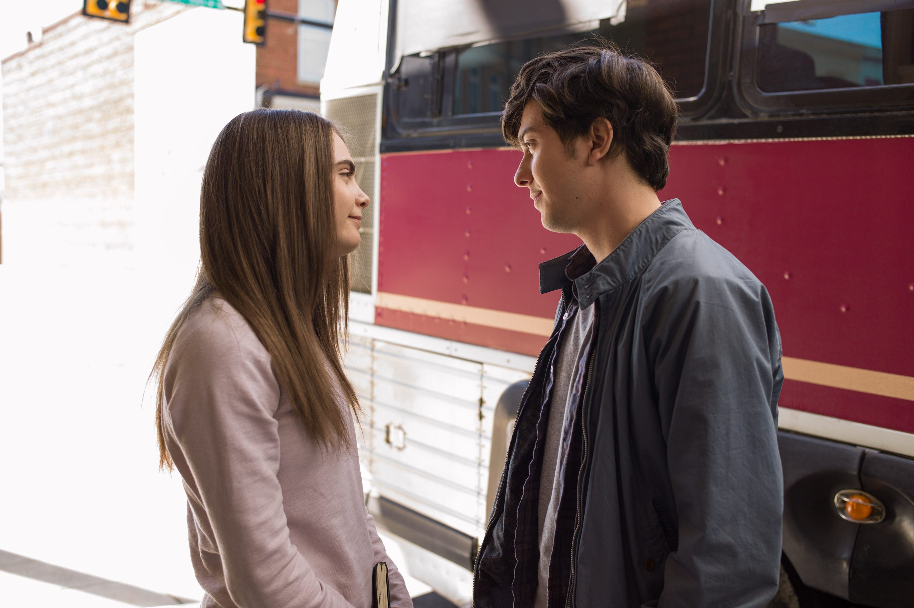 Paper towns finding margo