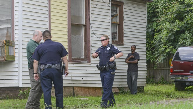 Officers responded to a shots-fired call on Hatton Street on Monday afternoon. The shooting is still under investigation, according to Jackson police spokesman Derick Tisdale.