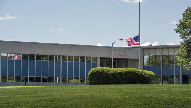 The L-3 Link Simulation & Training building in Kirkwood.
