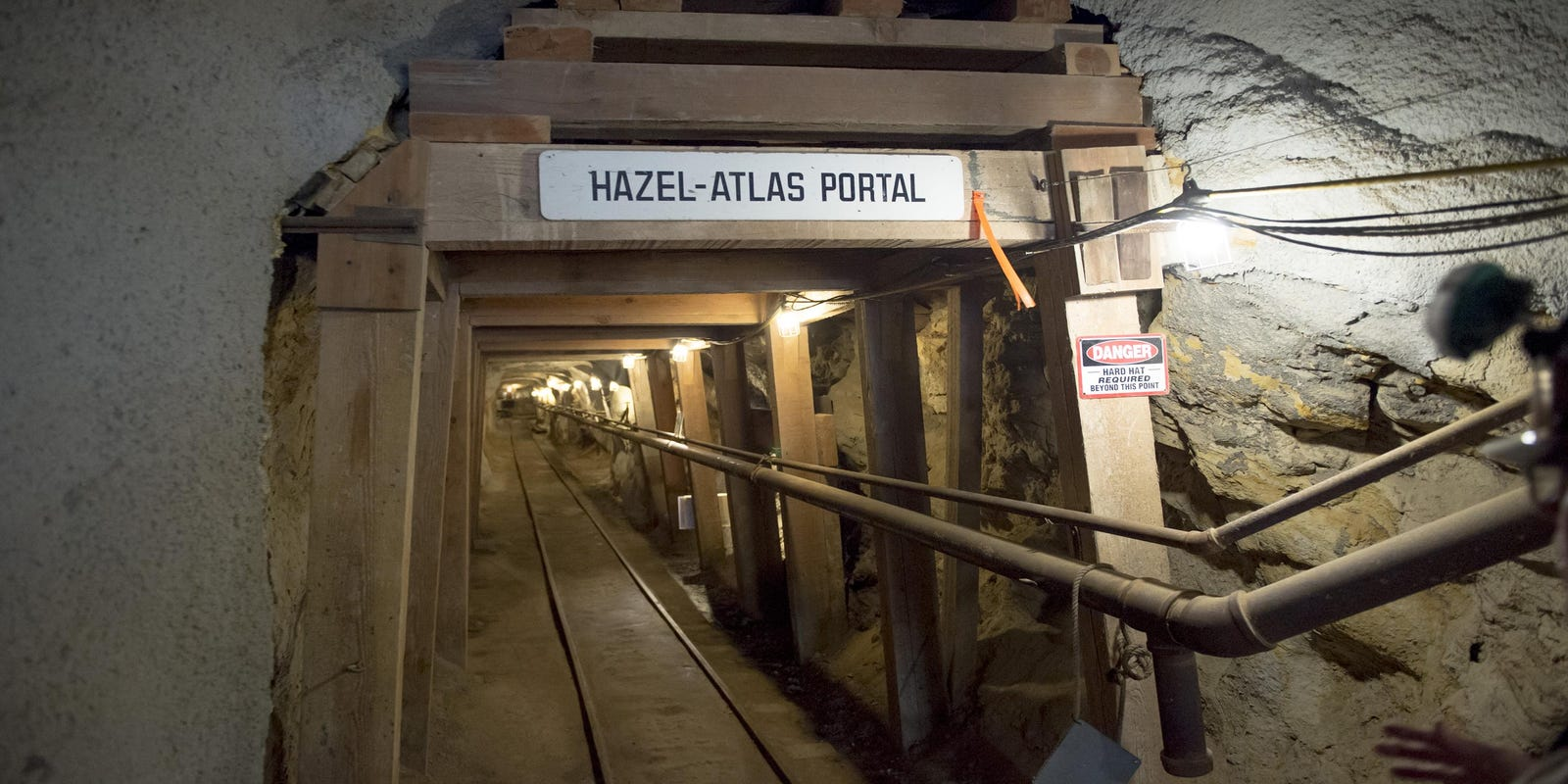 Explore The Belly Of Mount Diablo In Mine Tour Basement Media Wiring