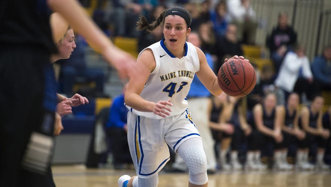 Daniella Dean scored 1,281 points in four varsity seasons with Maine-Endwell. She also averaged 5.1 steals in her senior season.