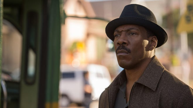 """Eddie Murphy plays a chef hired to take care of a single mother and her daughter in """"Mr. Church."""" It is Murphy's first dramatic role since 2006's """"Dreamgirls."""""""