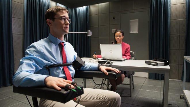 "Joseph Gordon-Levitt in ""Snowden."""