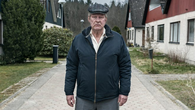 """""""A Man Called Ove"""" screens at 2 p.m. Saturday at the Tower Theatre."""