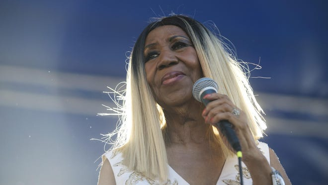 Aretha Franklin performed in June during the Detroit Music Weekend in downtown Detroit. The Queen of Soul has announced the cancellation of two shows due to doctor's orders.
