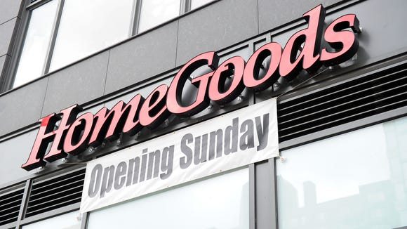 HomeGoods Celebrates Grand Opening Of Its First Manhattan Location