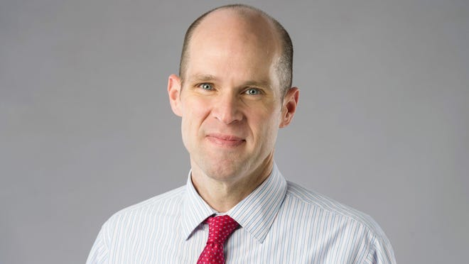 Matt Martin, executive editor of the Erie Times-News and www.GoErie.com.