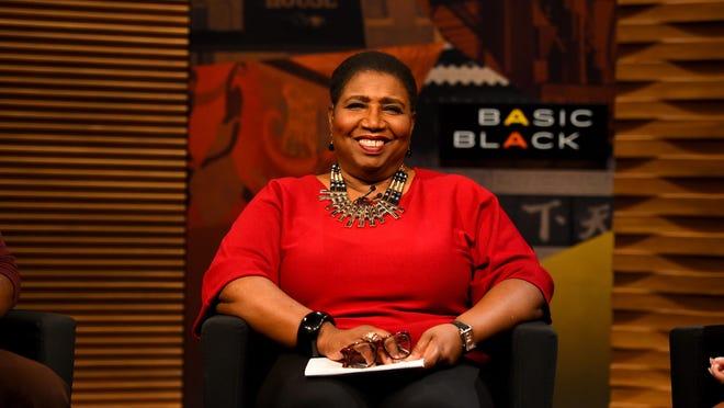 Journalist Callie Crossley