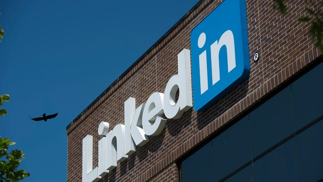 Scammers can use LinkedIn accounts to send phishing emails.