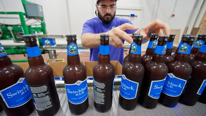 Switchback Brewing Co. has won Vermont Small Business Person of the Year award.