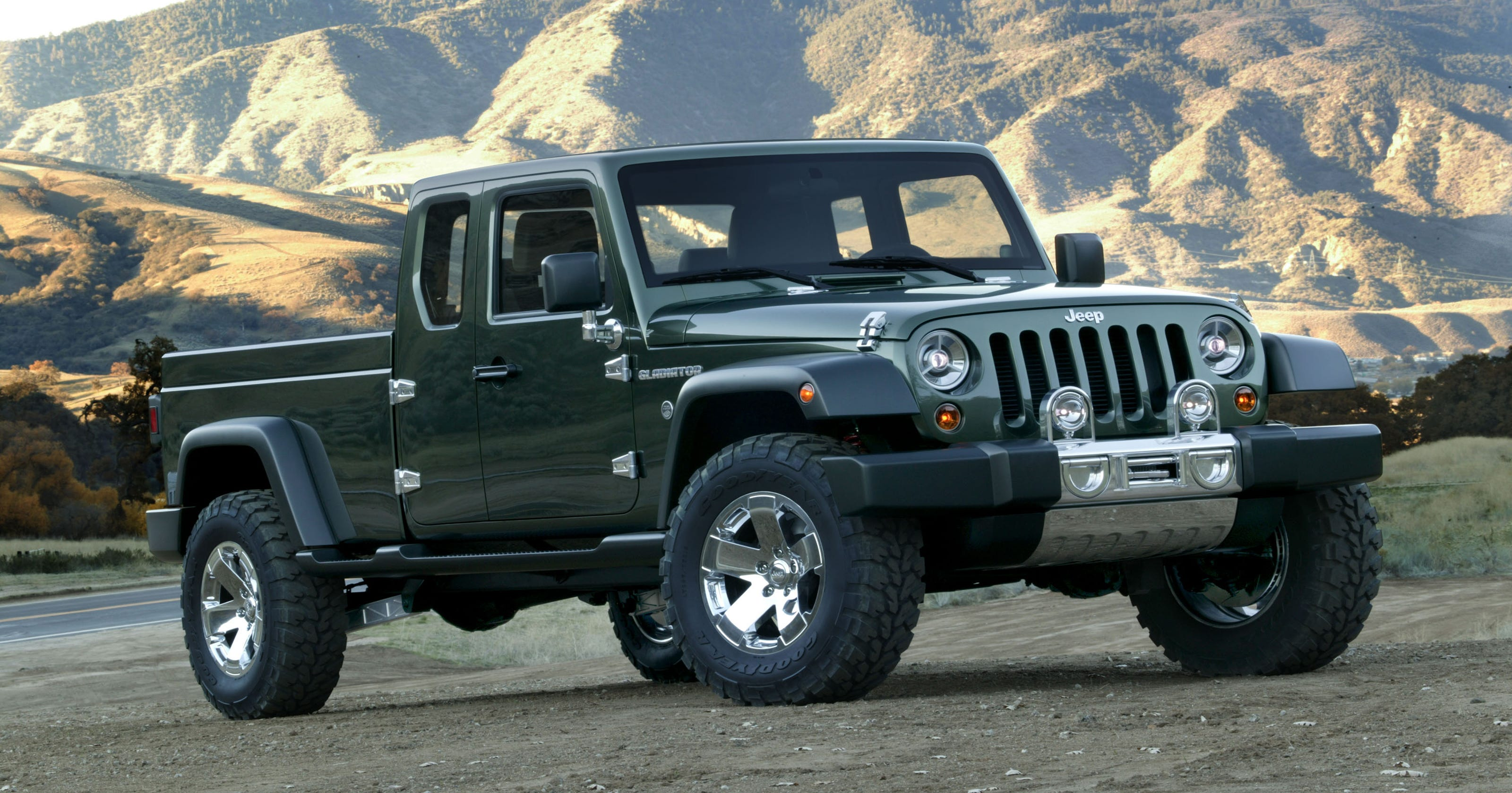 Jeep Pickup Remains Option For Suv Brand Willys Fc 170 Truck Beds