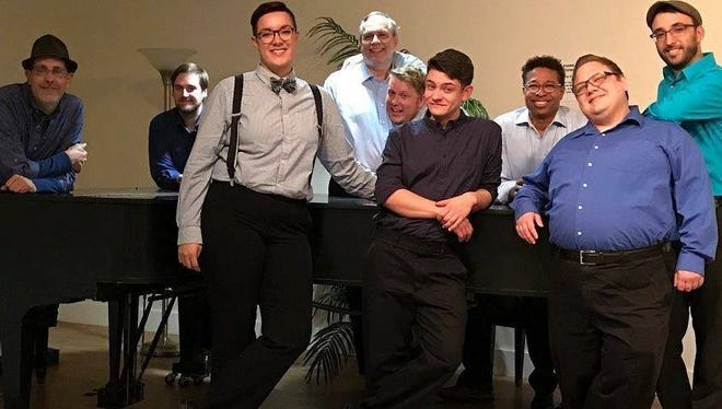The Ithaca Gay Men's Chorus performs Saturday.