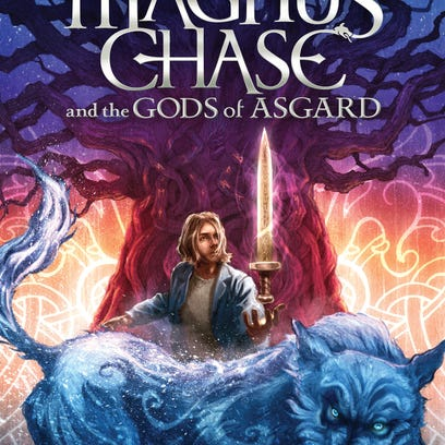 'Magnus Chase and the Gods of Asgard: The Sword of