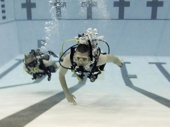 Downtown Muncie YMCA offers SCUBA classes among many
