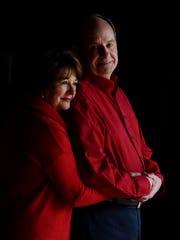 John Kinnebrew and his wife Linda Kinnebrew.