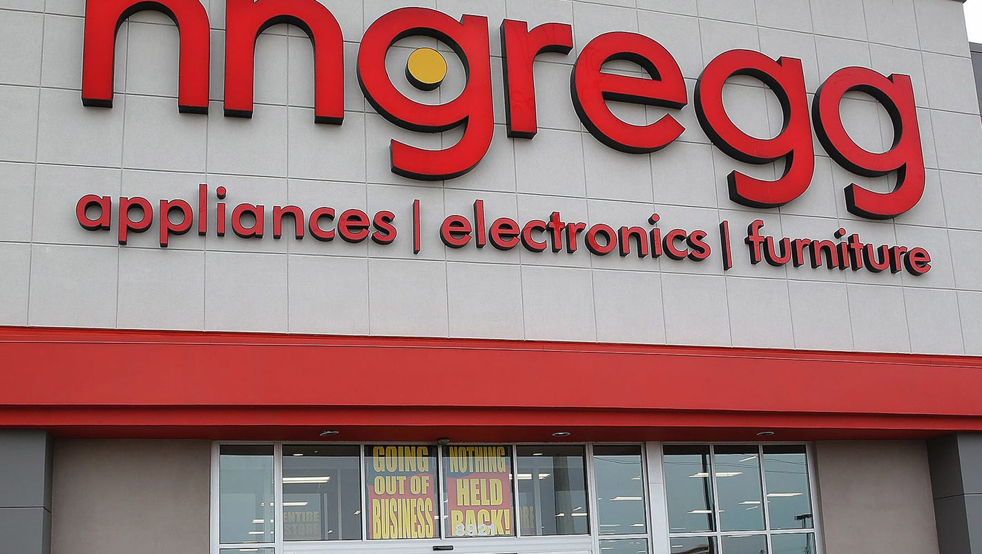 Hhgregg Retail Apocalypse Limits Hhgregg S Replacements