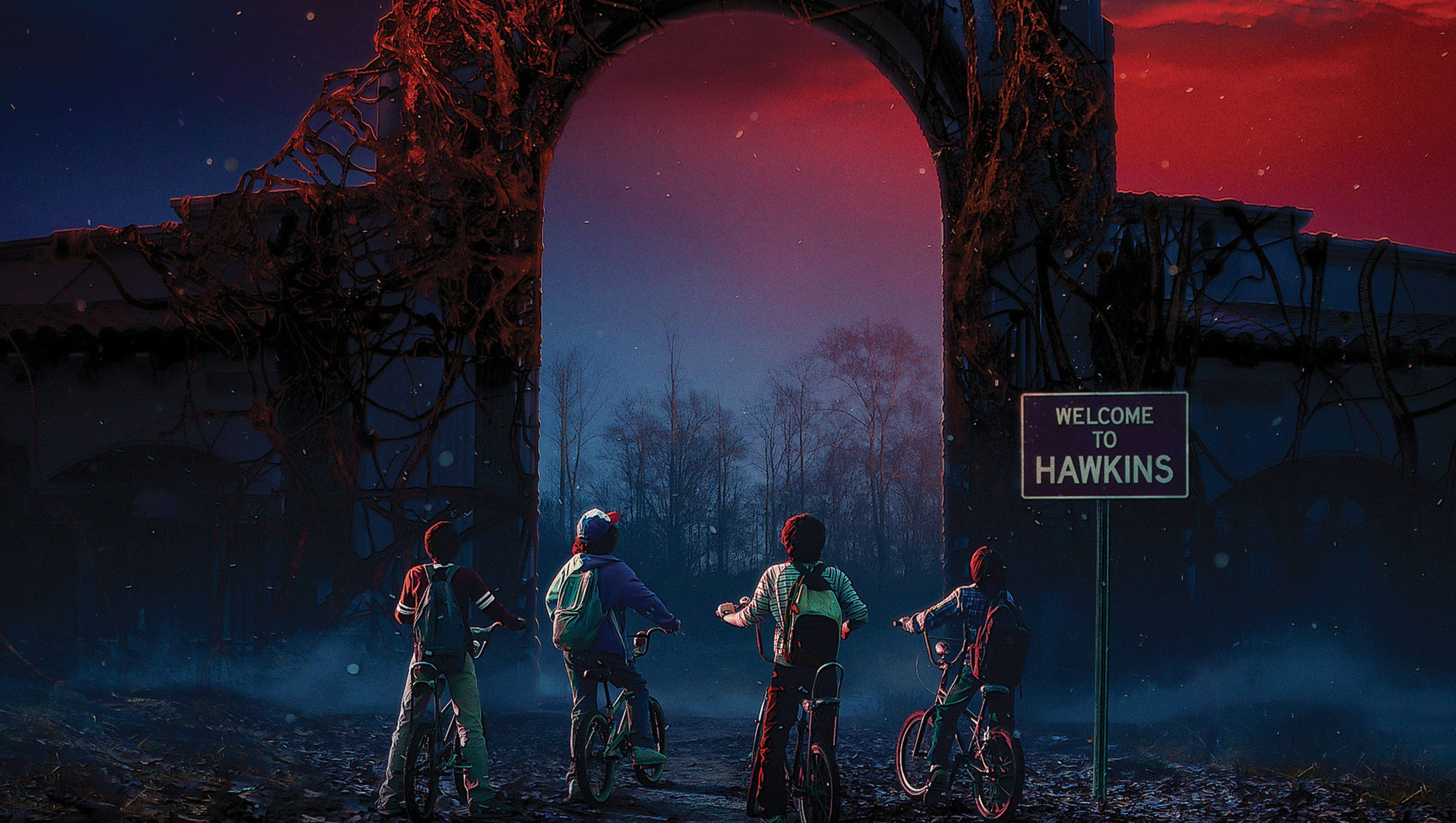 stranger things' scare at universal studios' halloween horror nights