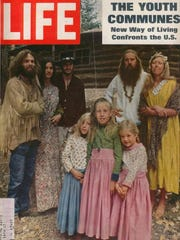 Communes were featured in the July 18, 1969, issue of Life magazine.